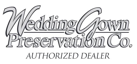 wedding-gown-preservation dealer